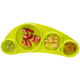 Koo-di  talerz Tiny Tapas-zielony