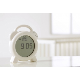Zegar do nauki snu – Snoozee Sleep Trainer & Clock Purflo
