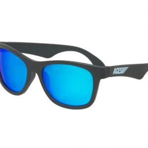 Babiators okulary z polaryzacją Czarny do zadań specjalnych – niebieskie szkła