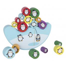 Apli Kids Gra zręcznościowa – Balansujące pingwiny