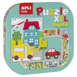 Apli Kids Puzzle XXL – Miasto