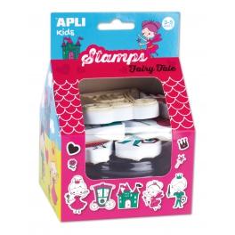 Apli Kids Stempelki – Księżniczka 3+