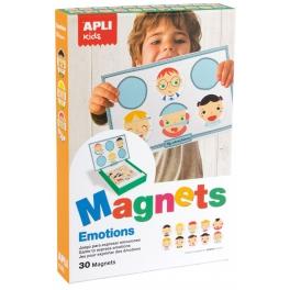 Apli Kids Magnetyczna układanka – Emocje