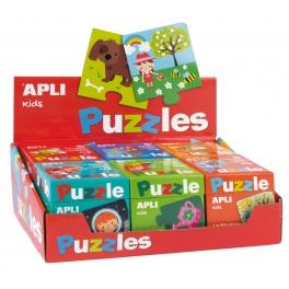Apli Kids Puzzle dwuczęściowe