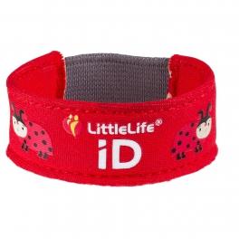 LittleLife Neoprenowa opaska informacyjna ID- Biedronka