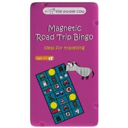 The Purple Cow GRA magnetyczna – Drogowe Bingo
