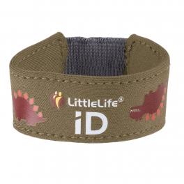 LittleLife  opaska informacyjna ID – Dinozaur