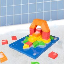 BathBlocks Zabawka do kąpieli – Zestaw klocków