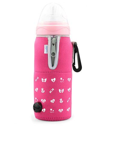 Nuvita, Samochodowy podgrzewacz do butelek Różowy