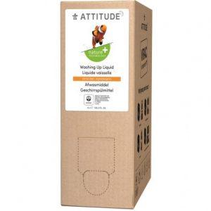 Attitude, Płyn do mycia naczyń, Skórka Cytrynowa-  4L