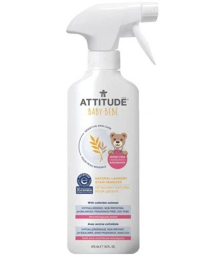 Attitude- Naturalny odplamiacz do tkanin w sprayu 475ml