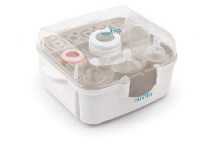 Nuvita- Sterylizator mikrofalowy do butelek