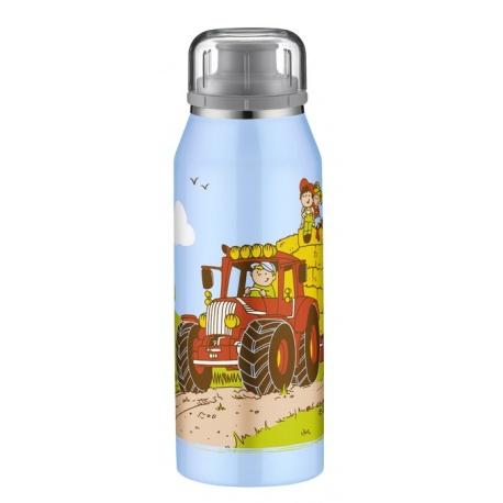 ALFI Bidon termiczny dla dzieci isoBottle 0,35l- traktor