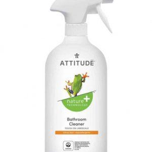 Płyn do czyszczenia łazienki Skórka Cytrynowa 800 ml Attitude