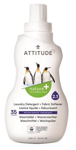 Płyn do prania i płukania Górska Świeżość  1040 ml Attitude