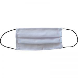 maseczka bawełniana biała uniwersalna